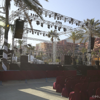 Música y Mar 20 de julio 2018 Holiday World Benalmádena